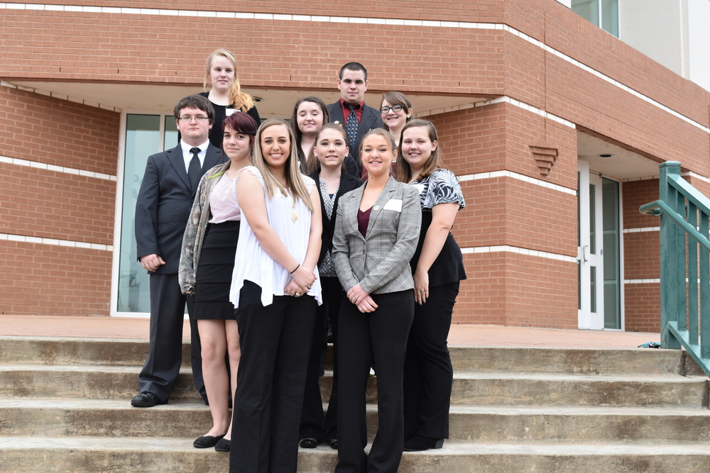 MHS FBLA Competition